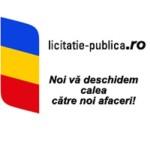 Anunturi licitatii publice