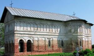 Biserica Sf Nicolae Hagiesti
