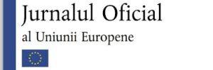 JOUE - Jurnalul Oficial al Uniunii Europene